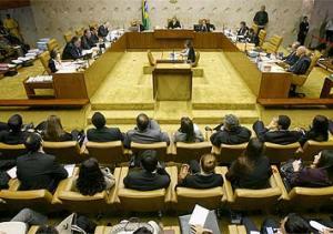 """Plenário do STF decide,na próxima quinta-feira qual é o significado de """"população diretamente interessada"""""""